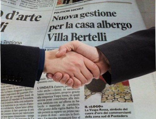 Gestione e Coordinamento RA Villa Bertelli